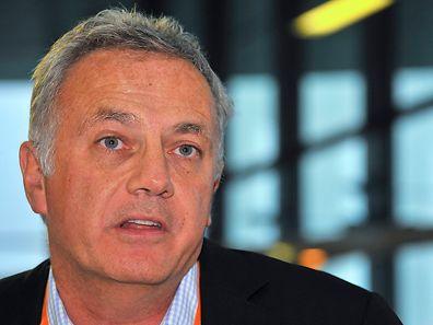 """Der Brite Jason Holt hatte die Position des """"EVP Flight Operations"""" im Exekutivkomitee der Cargolux erst 2015 übernommen."""