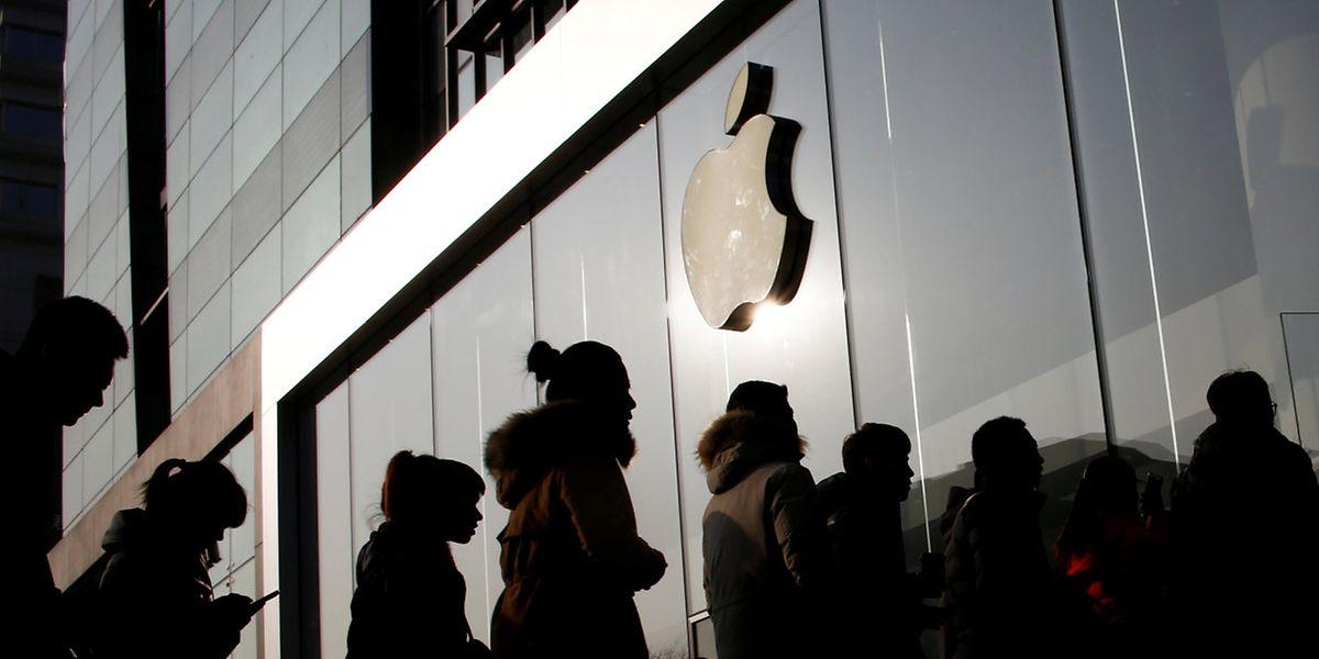 China ist ein wichtiger Markt für Apple und brachte im vergangenen Quartal rund 18 Prozent der gesamten Erlöse ein.