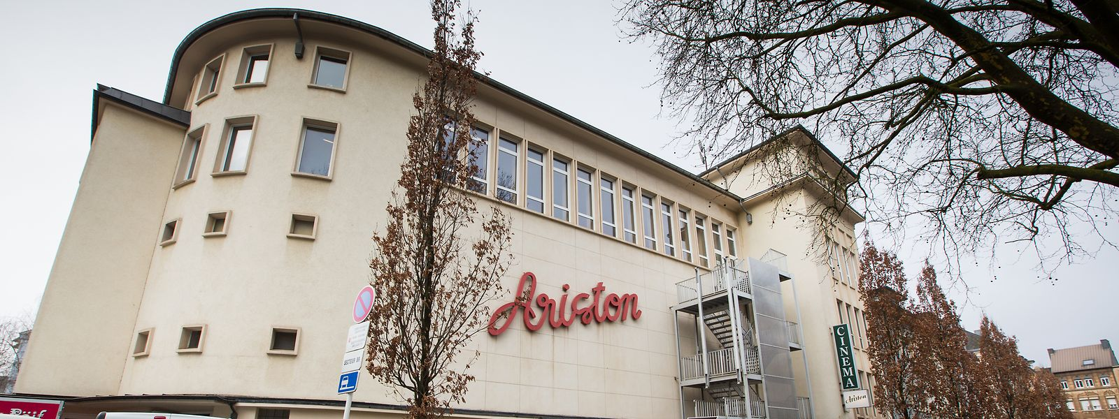 Die Renovierung des Ariston soll dieses Jahr beginnen.