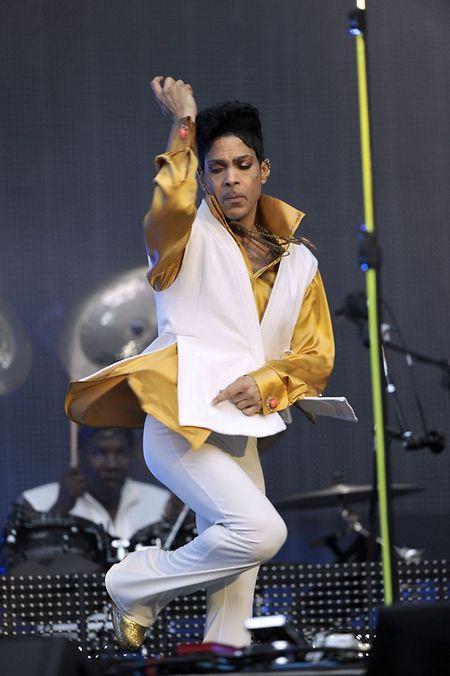 "Im ""Stade de France"" in Saint-Denis bot Prince eine große Show."