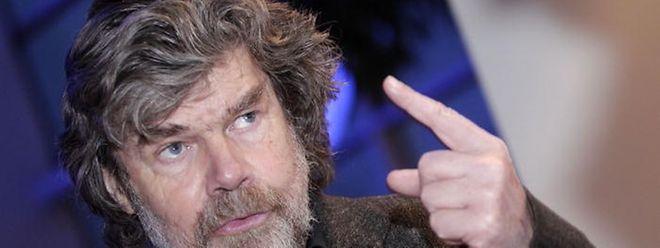 Für mehr Herausforderungen im Alter plädiert Extrembergsteiger Reinhold Messner.