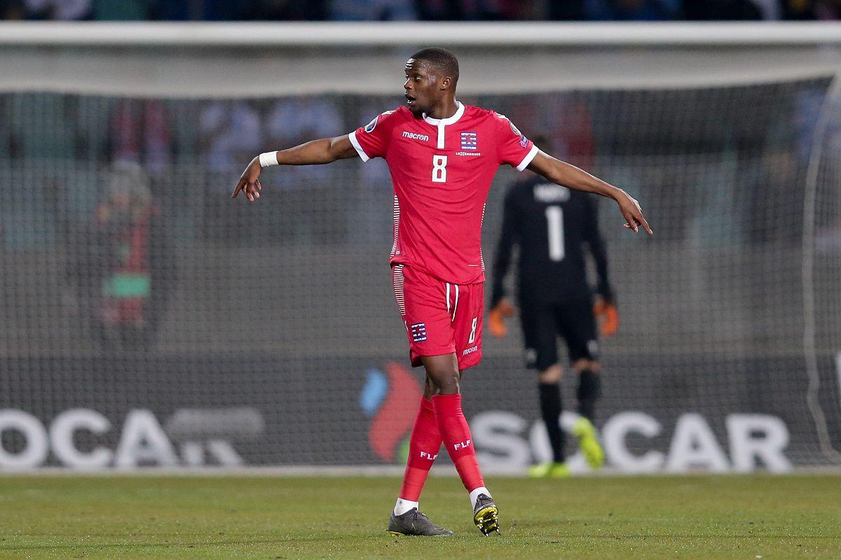 Sentinelle devant la défense, Christopher Martins possède un profil quasiment unique en équipe nationale.