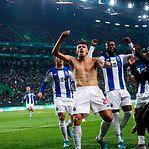 FC Porto vence e acaba jejum de 11 anos em Alvalade