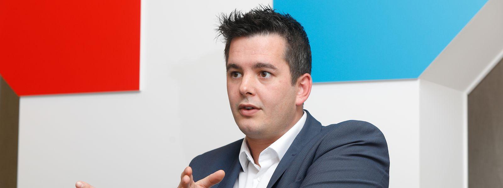 Lex Delles estime que le secteur touristique luxembourgeois peut aborder l'avenir avec sérénité.