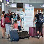 Menores de 12 anos não precisam de teste para voos com destino ao Luxemburgo