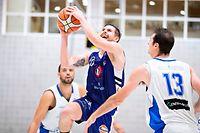 Pit Biever (Basket Esch 10) / Basketball, Total League Männer, Résidence - Basket Esch / 10.10.2020 / Walferdingen / Foto: Christian Kemp