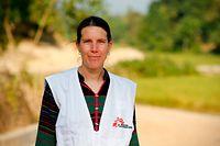 Tessy Fautsch war ein Jahr für Médecins Sans Frontières im Einsatz in Bangladesch.
