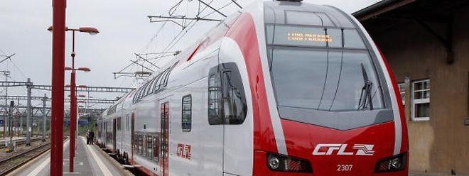 Zu Freude der Kunden versichert die CFL, dass Zugfahrer in Trier nicht mehr umsteigen müssen.