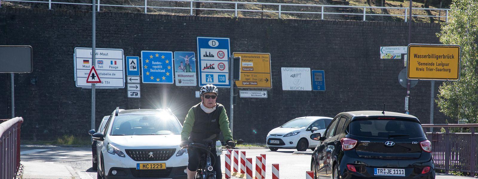 Lok, Grenzöffnungen, Wasserbilllig, Coronakrise, Sars-Cov-2, Covid-19, Foto:Guy Jallay/Luxemburger Wort