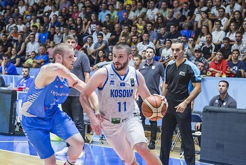 FLBB-Auswahl verliert im Kosovo