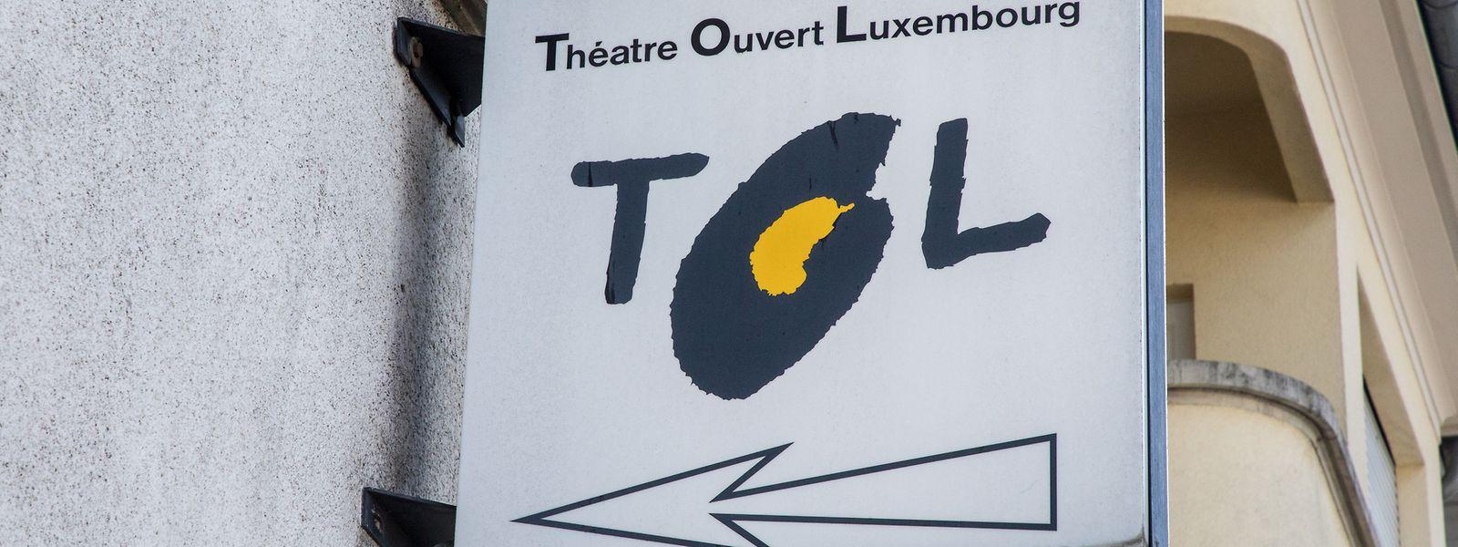 """Weltoffen und dennoch geschlossen: Im """"Théâtre Ouvert Luxembourg"""" ruht der Spielbetrieb."""