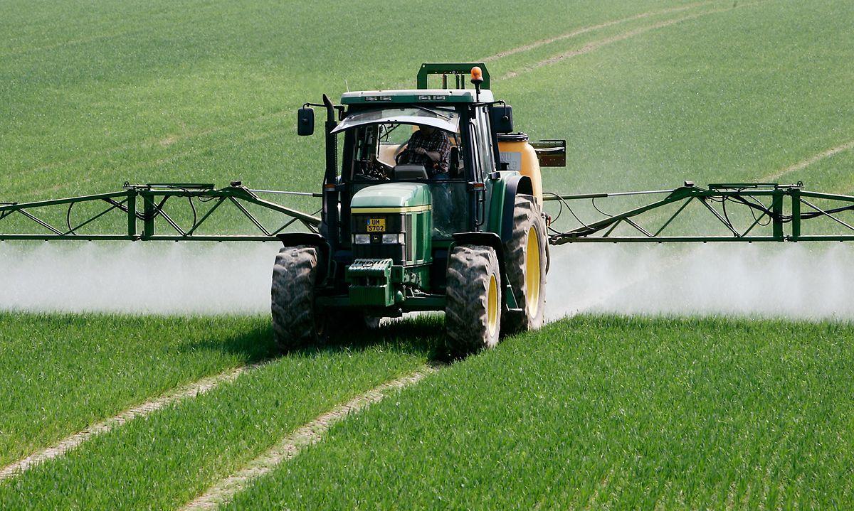 Die Akzeptanz der Konsumenten für den Einsatz von Pestiziden sinkt.