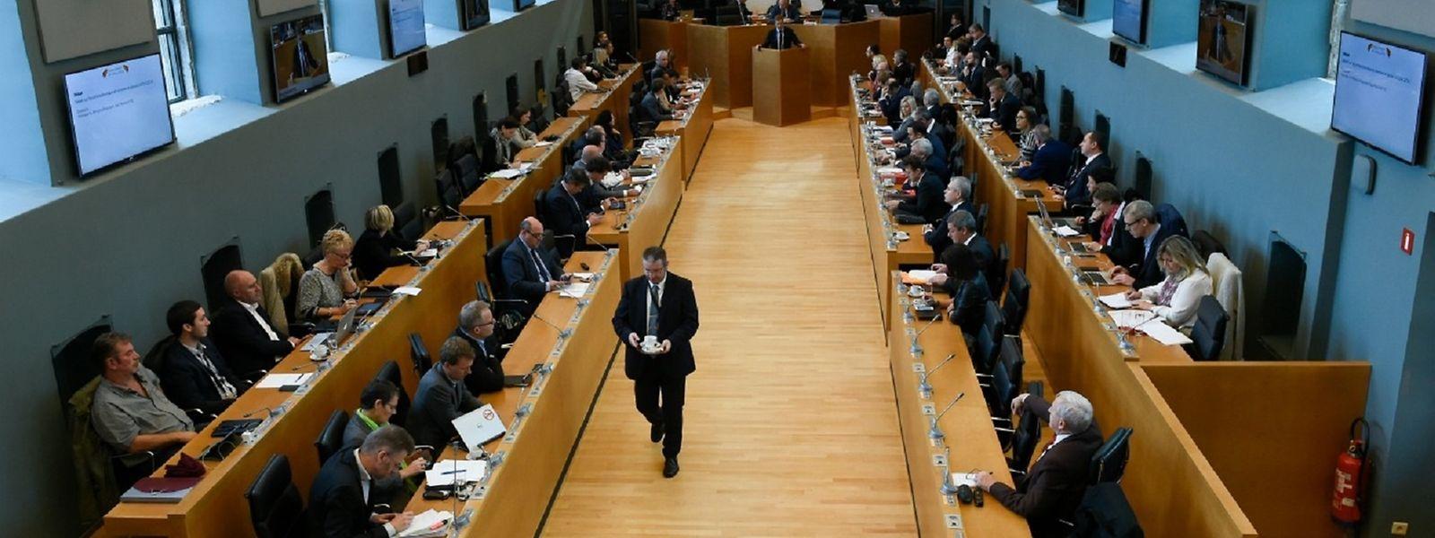 Le réseau interne du Parlement wallon a notamment été la cible des hackeurs.