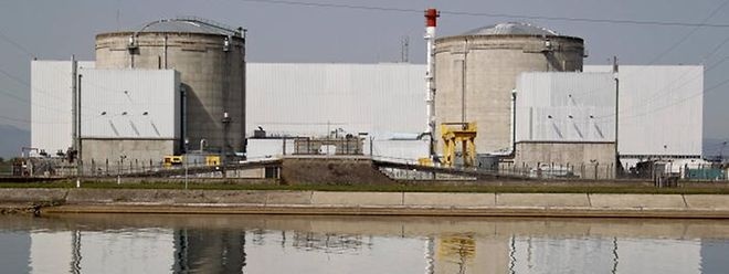 Die Atomzentrale in Fessenheim wird nach einer Laufzeit von 40 Jahren 2018 vom Netz genommen.