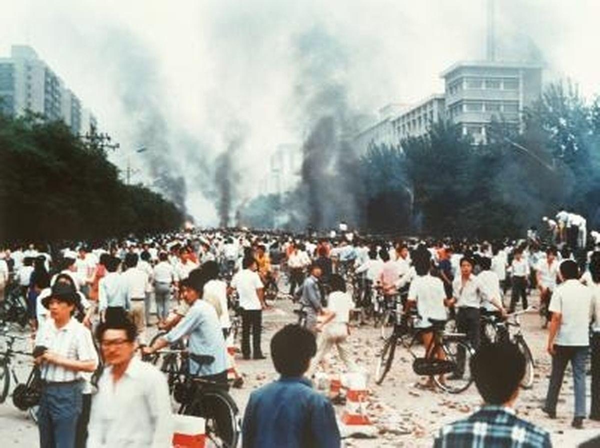 Peking 1989: Die Demokrtiebewegung wurde blutig zerschlagen