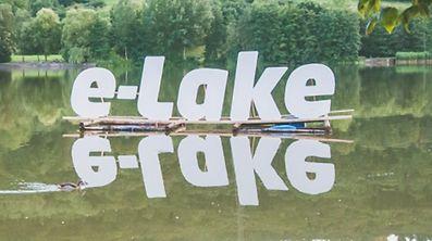 Das E-Lake-Festival findet an drei Tagen im August statt.
