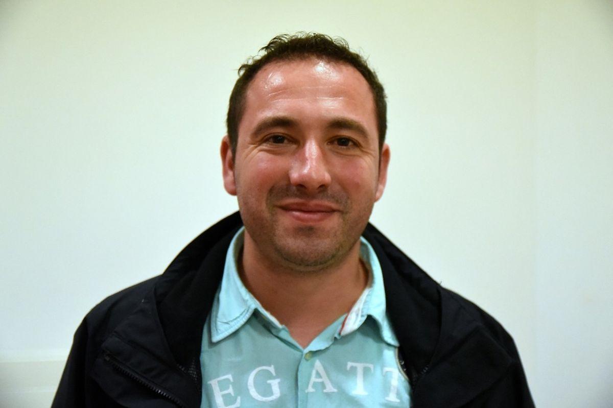 Le président de Bettendorf, Carlos Gameiro: «Nous abordons tous nos matches de la même façon et avec la même ambition, que ce soit face au leader ou bien contre le dernier.»