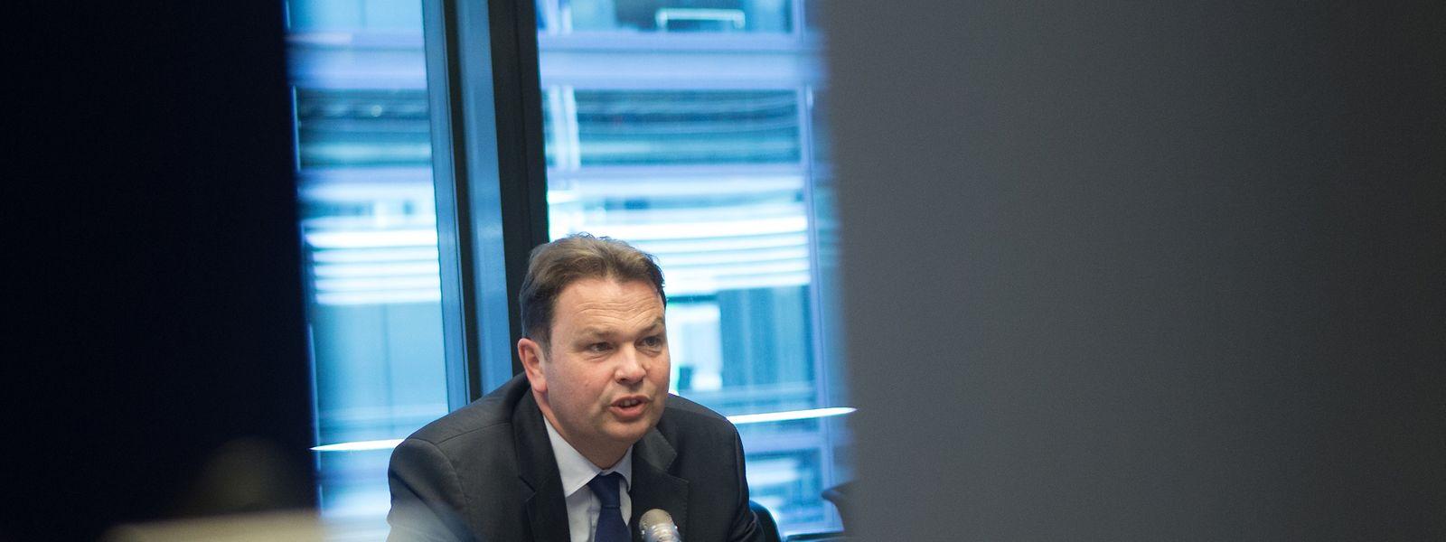 Fedil-Direktor René Winkin hält Umschulung und Weiterbildung künftig für unabdinglich.