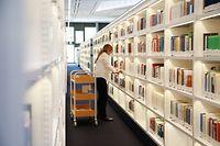 Online,de, online.fr, Lokales, Kultur, BnL, Nationalbibliothek, bibliothèque nationale,  Foto: Anouk Antony/Luxemburger Wort