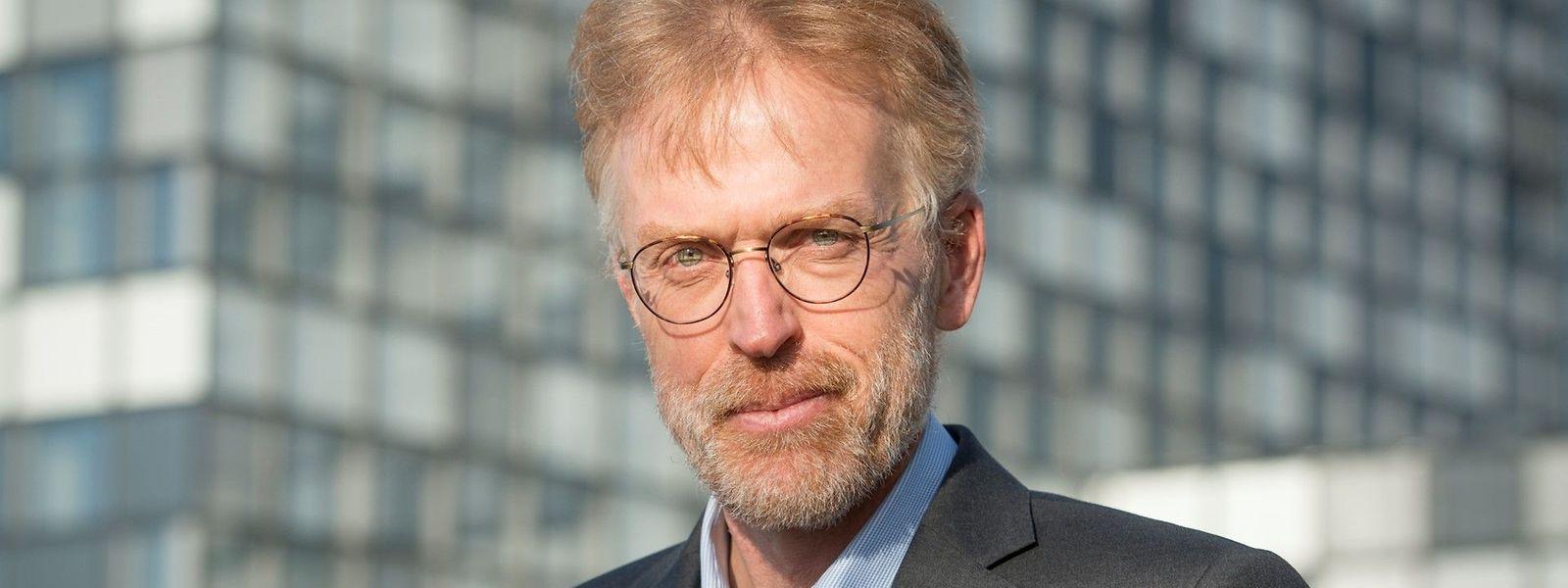 Guy Weber leitet mit sofortiger Wirkung die Redaktion von RTL Télé Lëtzebuerg.