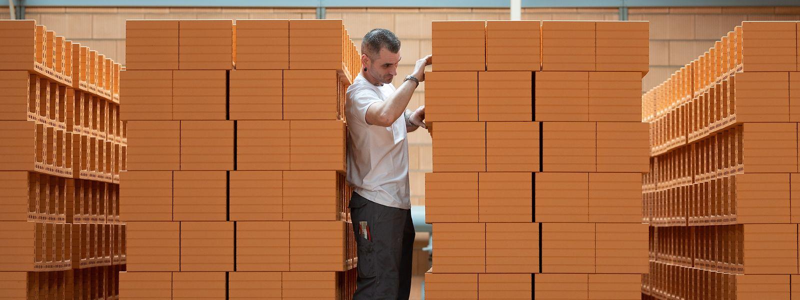La hausse des matières premières dans le secteur de la construction, notamment, pourrait avoir un rôle majeur dans l'augmentation attendue de l'inflation au Luxembourg.