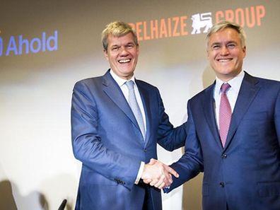 Mit der Fusion von Ahold und Delhaize entsteht eine der größten Einzelhandelsketten der Welt.