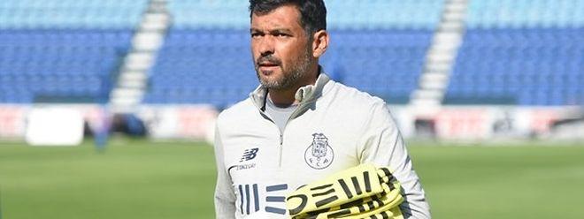 Sem querer dar um caráter decisivo ao clássico, Sérgio Conceição admitiu ser importante não perder pontos nesta fase do campeonato.