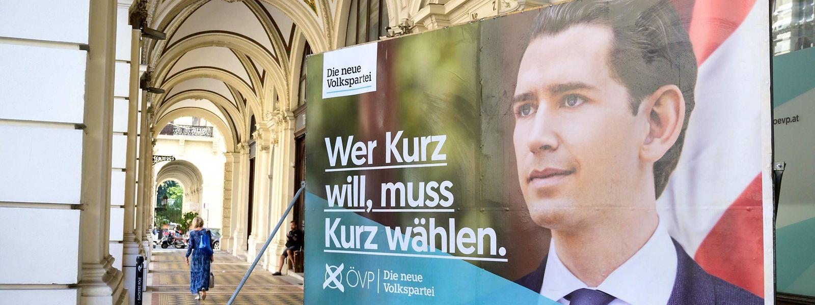 Ende September finden in Österreich Neuwahlen statt.