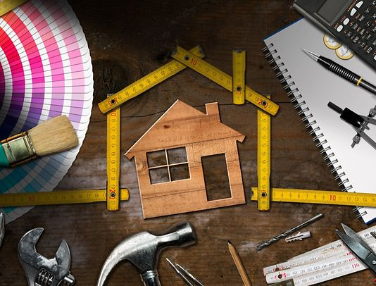 A change is as good as a rest, so if you can't go away, perhaps now is the time to work on some home and garden improvements