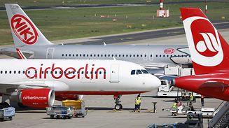 Vor 38 Jahren hob der erste Air-Berlin-Flieger ab.
