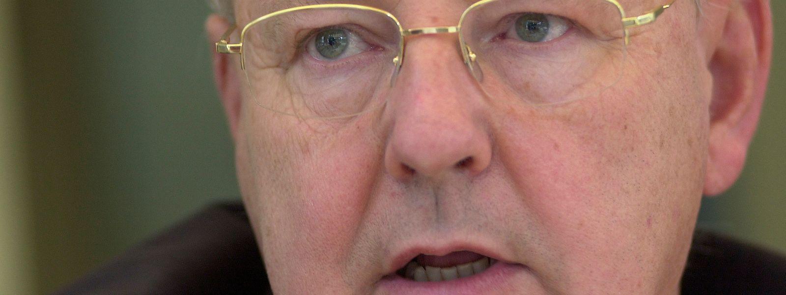 Patrick Zurstrassen fut un des pionniers de la Place financière luxembourgeoise dans les années 1990