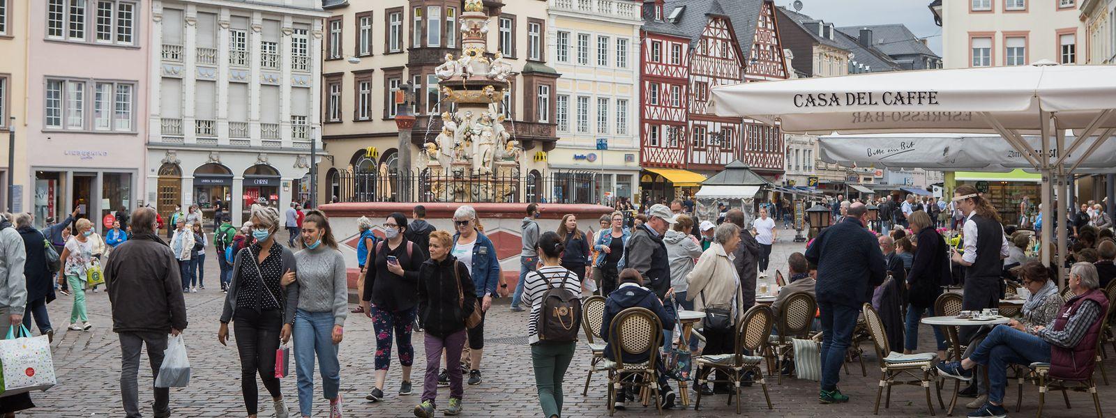 Trèves doit aussi pouvoir compter sur les visiteurs luxembourgeois pour maintenir son activité.