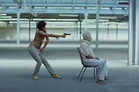 "Harte Bilder: Childish Gambino in ""This is America!"""