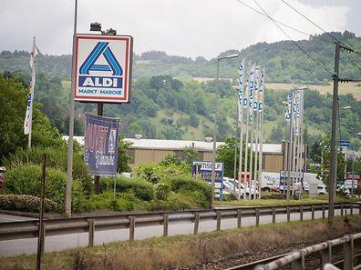 Aldi betreibt im Großherzogtum insgesamt 14 Filialmärkte.