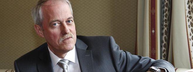 Pierre Mellina will als Präsident des Bussyndikates TICE die Akzeptanz des öffentlichen Transports steigern.