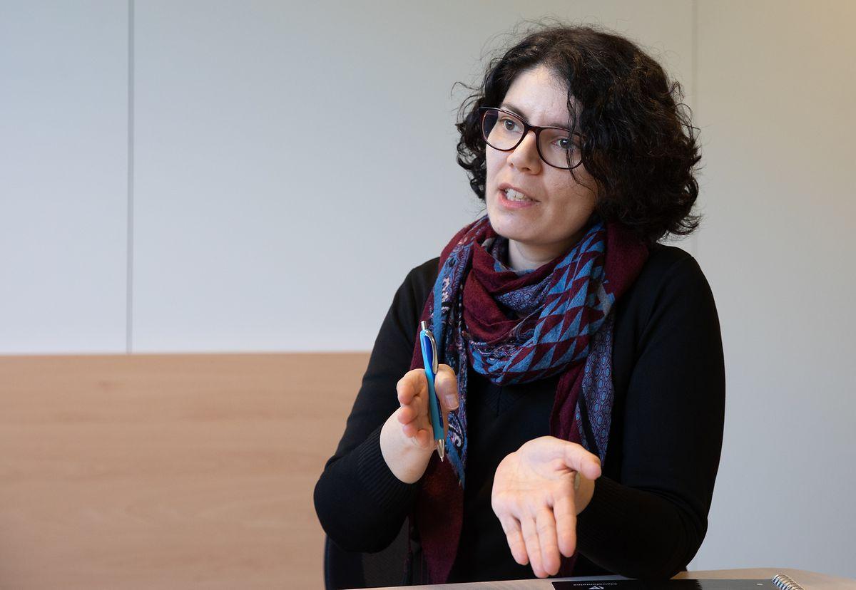 Sonia Saraiva, orthophoniste, précise que ce sont bien «les interlocuteurs principaux de l'enfant qui orientent la séance d'apprentissage et non le robot».