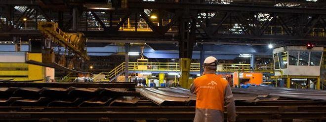 ArcelorMittal setzt auf Innovation, um nachhaltiger zu werden und sich gegen die chinesische Konkurrenz zu behaupten. Ein Beispiel sind die in Belval produzierten Spundwände.