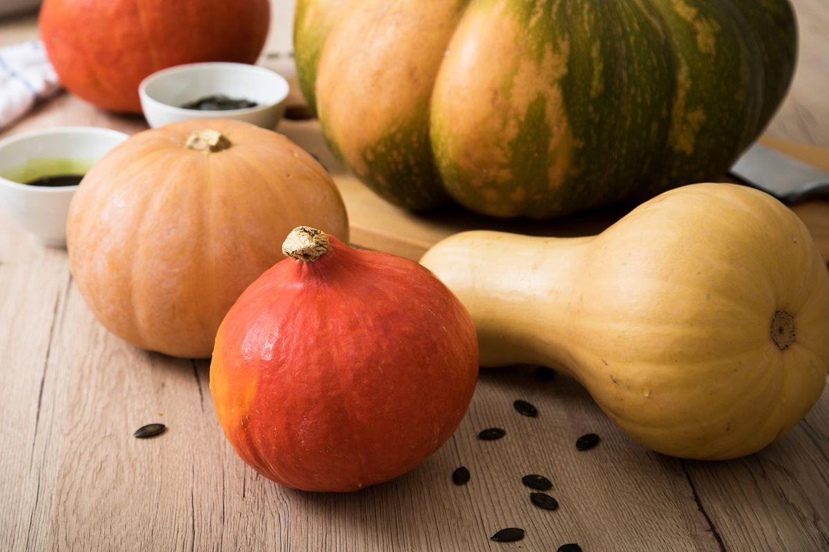 Kürbis ist sowohl in den Sorten als auch in der Zubereitung sehr vielfältig.
