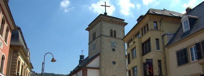 Die Kirche von Grevenmacher ist in der Annexe III aufgelistet.