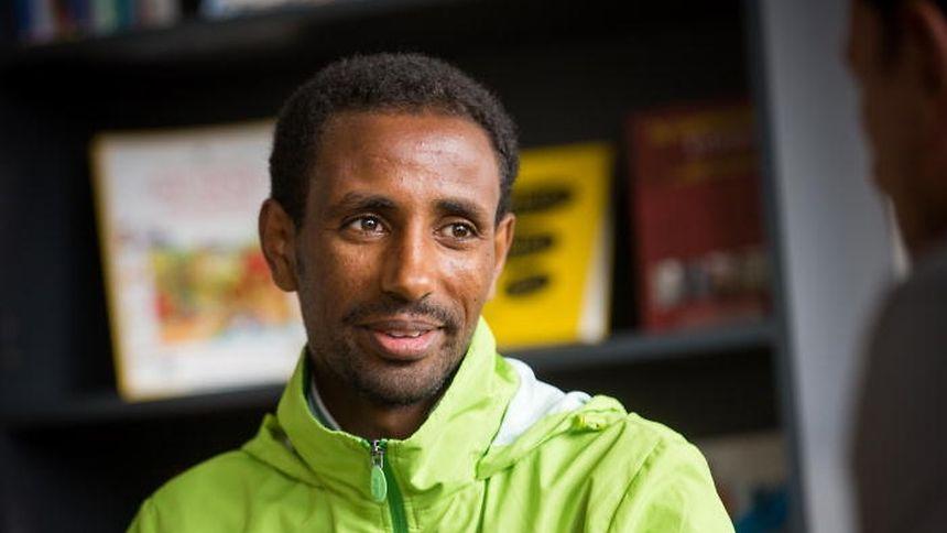 Yonas Kinde pretende naturalizar-se e fazer uma vida normal no Luxemurgo