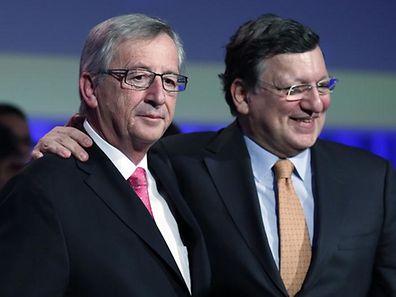 Juncker considera que Barroso não devia trabalhar no Goldman Sachs
