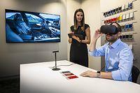 """Les Oculus Rift de Facebook permettront aux clients d'Audi de """"customiser"""" la voiture de leurs rêves. A partir de 2019 au Luxembourg"""