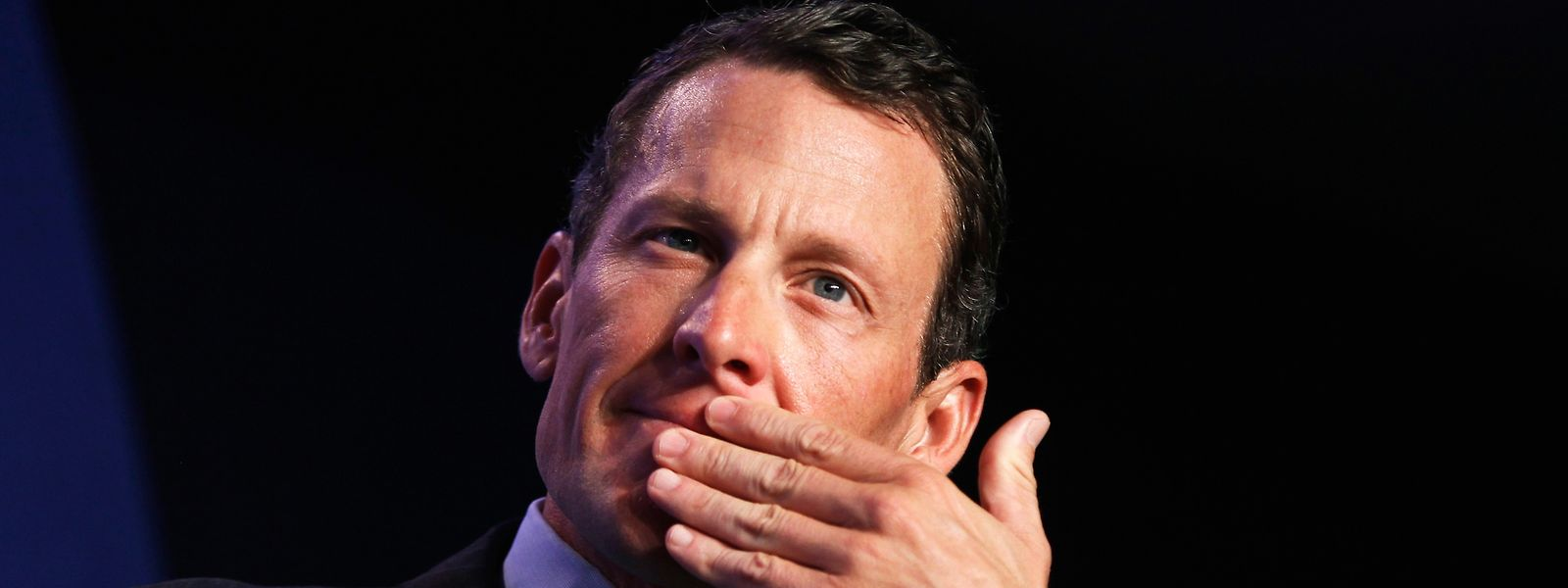 Lance Armstrong begegnet den Aussagen von David Lappartient mit Zynismus.