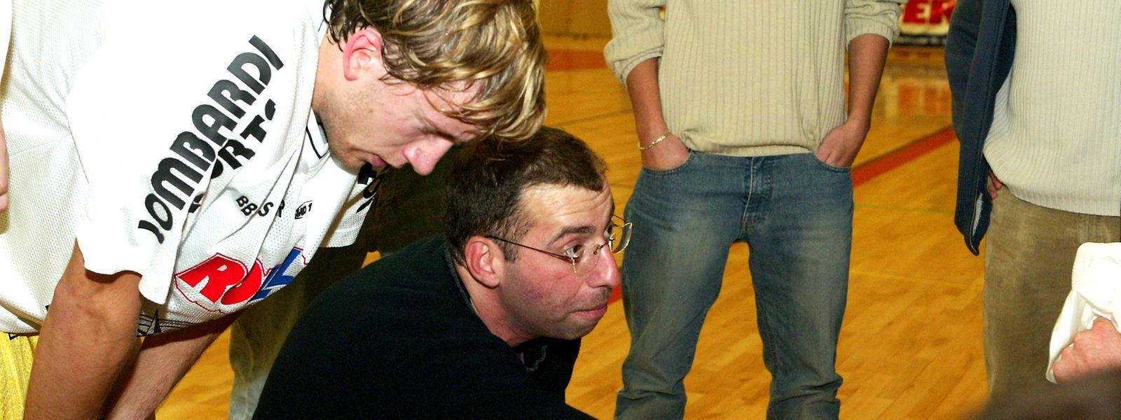 War bereits 2003/04 Coach in Zolver: Carlo Ferrante.