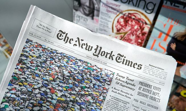 Websites across the internet were unavailable on Tuesday, including the New York Times, Bloomberg News, Reddit, and the UK government