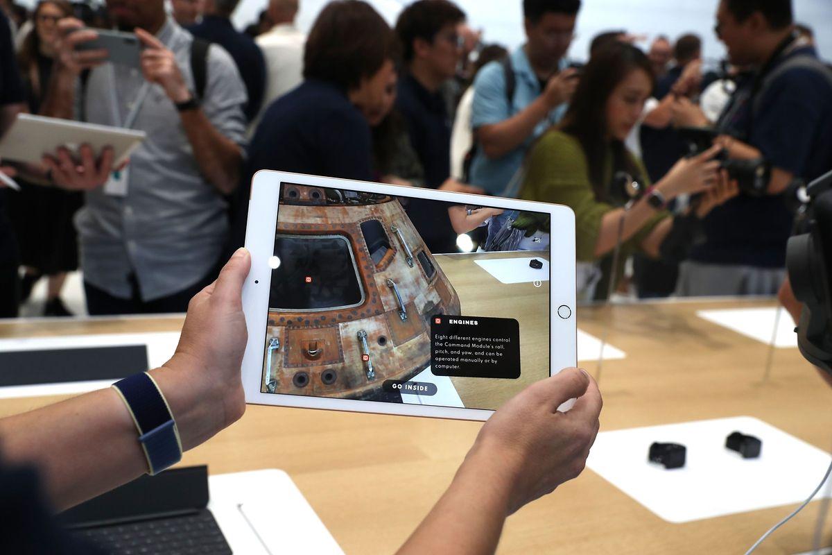 Les nouvelles tablettes d'Apple devraient fonctionner deux fois plus vite, assure la marque.
