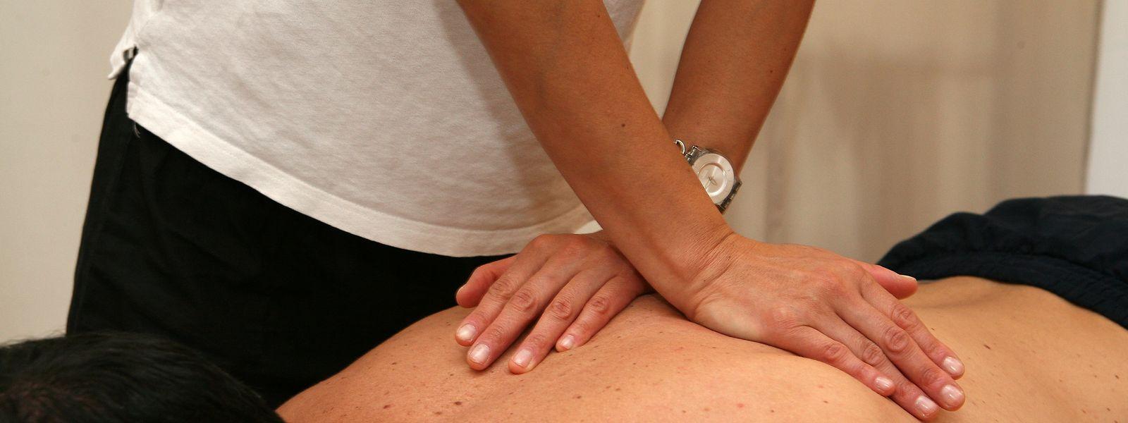 Wenn Hände heilen:Manuelle Therapie ist eine Unterform der Physiotherapie. Physiotherapeuten brauchen dafür eine zusätzliche Qualifikation.