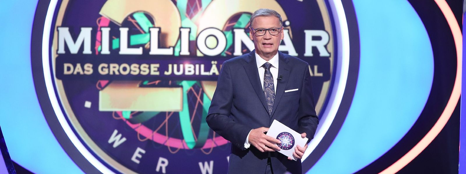 Günther Jauch zählt zu den beliebtesten TV-Persönlichkeiten im deutschen Fernsehen.