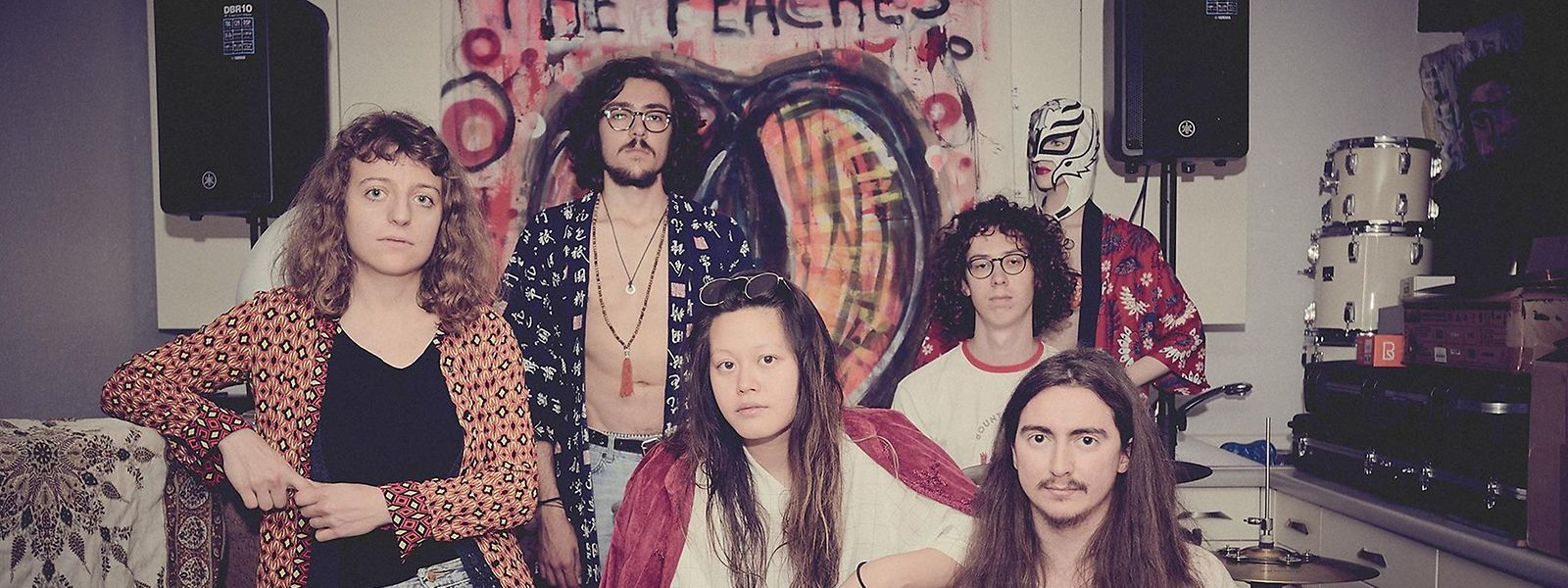 Ein Stil, ein Sound, eine Band: The Choppy Bumpy Peaches.