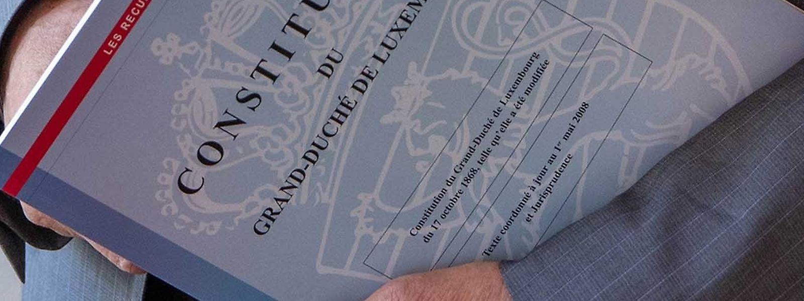 Die Verfassung von 1868 ist nicht mehr zeitgemäß. Eine Reform drängt sich auf.